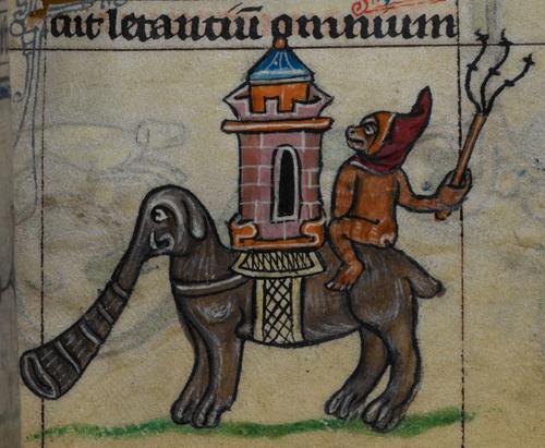 Слон из Бестиари