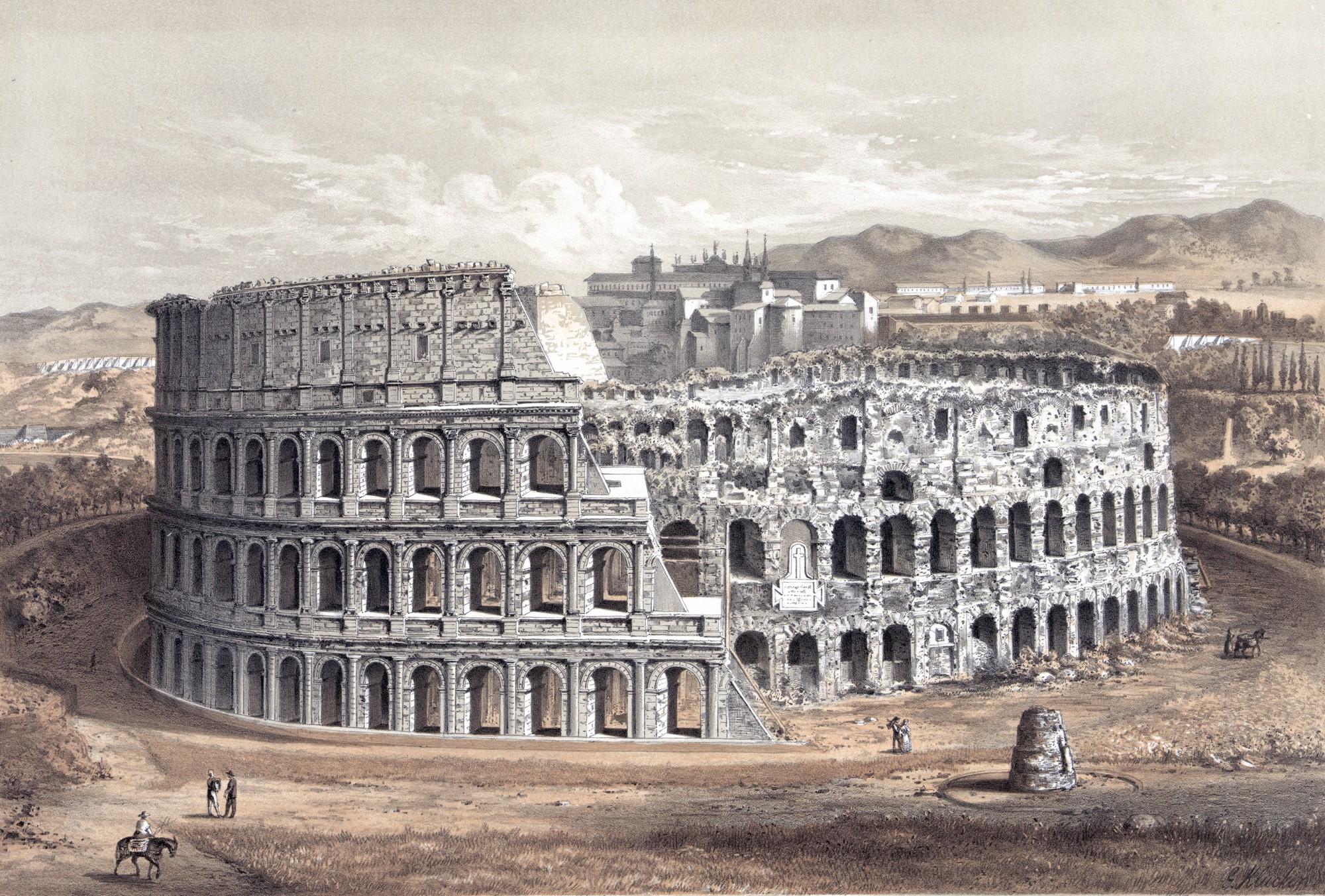 Начало широкого применения арочных конструкций