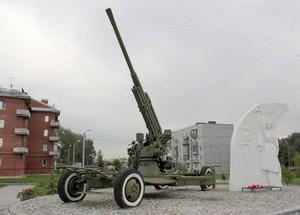 Зенитная пушка «52-К»