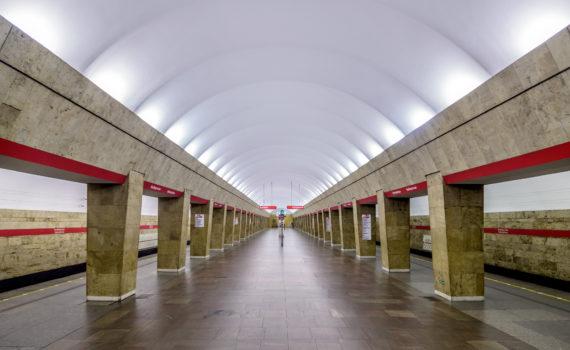 Станция Выборгская