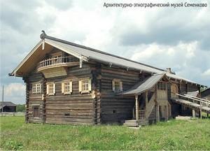 Северорусская изба
