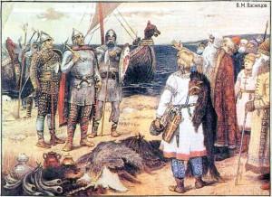 История русских