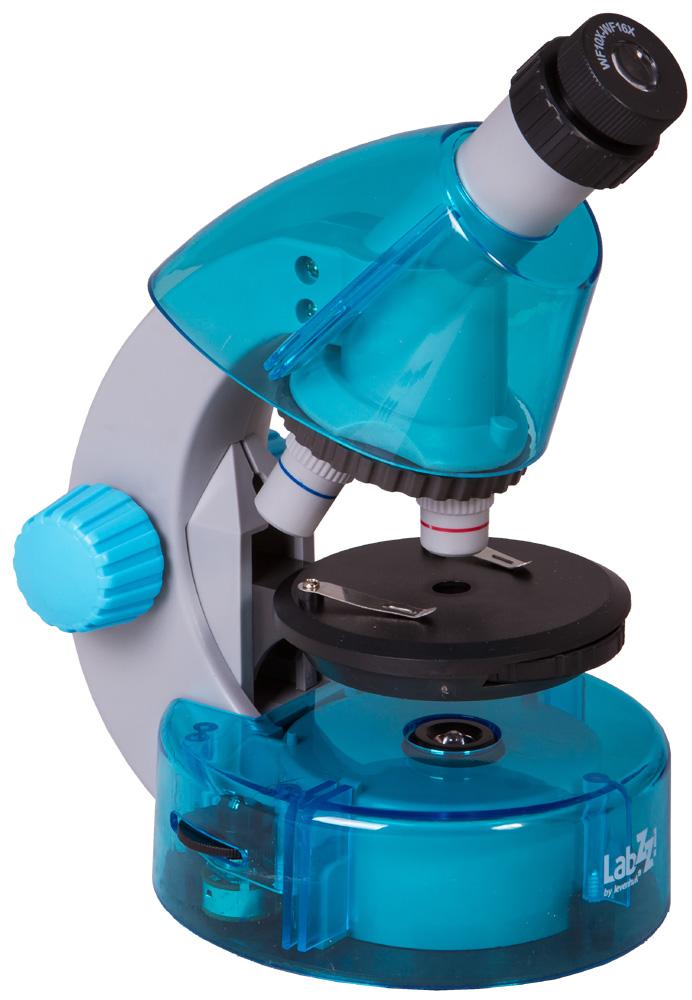 Конкурс с микроскопом