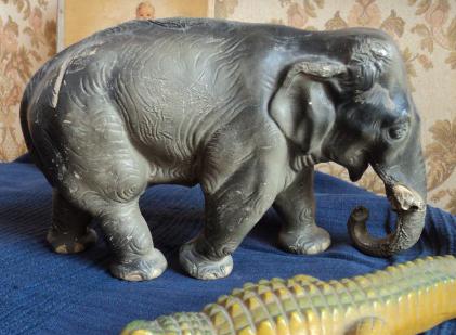 Слон Бэби – игрушка .